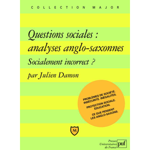 Questions sociales. Analyses anglosaxonnes